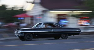 Blacked-out Ford by finhead4ever