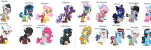 mlp discord X ? adopts ~C-C-CLOSED~ by Goldenecho