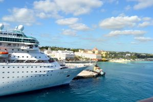 Disney Magic Cruise 5/2014 Nassau by MrsChibi