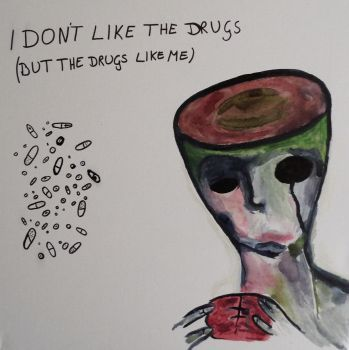 marilyn manson's i don't like the drugs by daughterofthegun