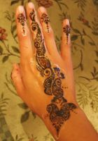 More henna by Sesshie32