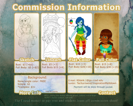 Commission info by Iggypuff