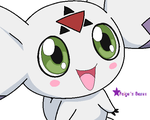 Of Course! Kawaii Calumon Base by Paige-the-unicorn