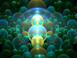 super bubble cool fractal by Thimix2
