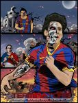 The FC Barcelona Chronicles by akyanyme