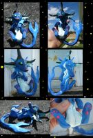 Vaporeon hanging Figure by Meow4me420