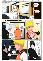 NaruSasu douji Pg 105 PhotoShoot by Cassy-F-E