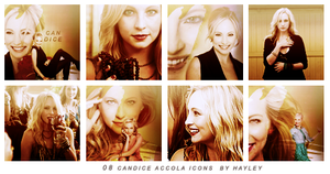 08 Candice Accola icons by HayleyGuinevere