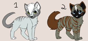 3 point adoptables by TwilightthePony23