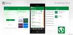 Metro app: uTorrent for Windows Phone by MetroUX