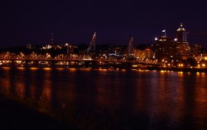 Portland Sunset WP1 by relativity17