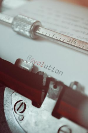 Typewriter by CBaddict