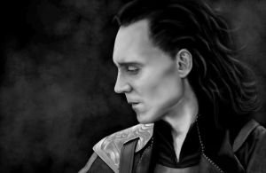Loki by BadAssVillain