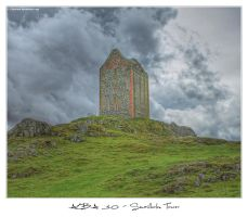 Alba 10 - Smailholm Tower 1 by 51ststate