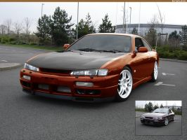 Nissan Silvia S14 by miracle411