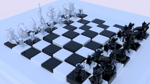 Chess by newdeal666