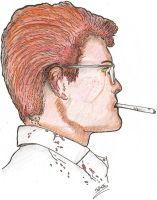 Charles Starkweather by SpaniardWithKnives