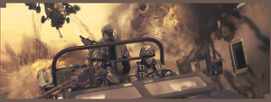 Battlefield Bad Company by OldChili