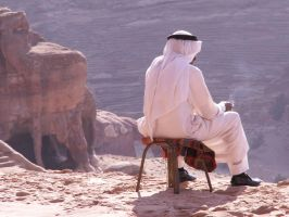 The Arab by SAOlsen