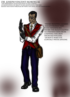 Joseph Vincent Mordecai by The-Nightmare-Doctor