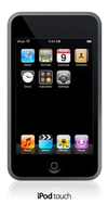 Ipod Touch Skin WMP by frijoloberto