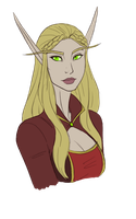Lya by The-Zombie-Cat