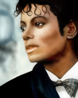Michael Jackson by Charlynd