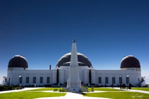 Griffith Observatory by red5