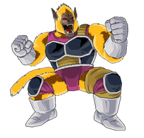 Golden Great Ape Fasha by BubbaZ85