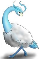 Altaria by chicken-stalker
