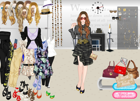 Flower Prints Fashion - Dressup24h.com by willbeyou