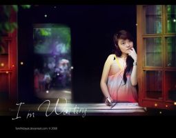 i'm waiting by famihidayat