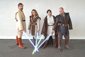 Jedi Cosplay (8) by masimage