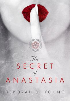 Book Cover Design: The Secret of Anastasia by MarinaBookCovers