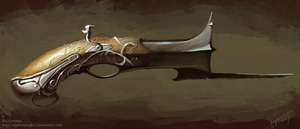 Pyrades Flintlock by NightmareGK13