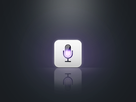 Dictation icon by Draganja