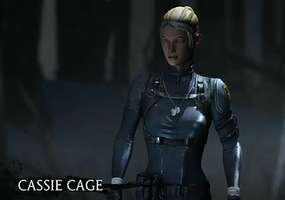 Cassie Cage 2 by HyperM0nkey
