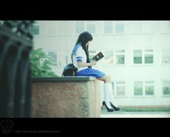 Like a dorama by ms-empty