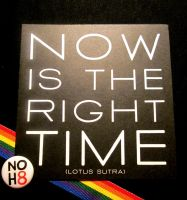Now is the Right Time for Equality by RaCzarina