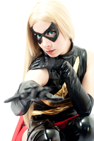 Carol Danvers Ms. Marvel by Anne-annie-annet