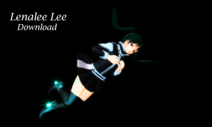 MMD Lenalee Lee DOWNLOAD by Ringtail14