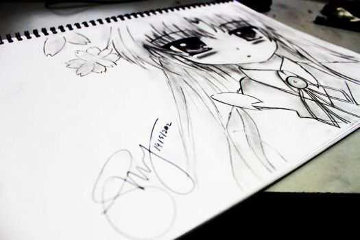 Anime by iFLl
