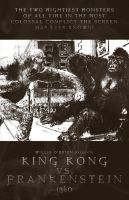 King Kong vs. Frankenstein by 4gottenlore