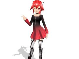 MMD CUL Download by MikuBrand