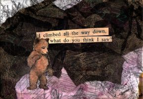 little bear in the underground by triscuitbox