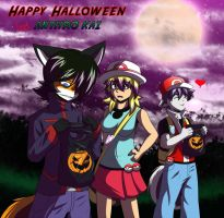 Halloween 2012 by RaxkiYamato