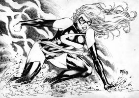 Miss Marvel by Fred Benes by Ed-Benes-Studio