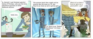 (COMIC) Not At All As Depicted On TV by bmosley45