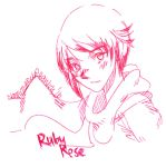 [Doodle] Ruby Rose by hanisu93