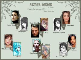 Actor meme by Bory-Einfrost